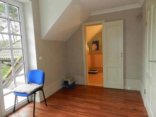 Apartament Bella z łazienką. Koci hotel Warszawa